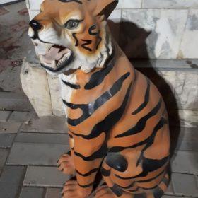 """Садовая фигура """"Тигр"""" - 3"""
