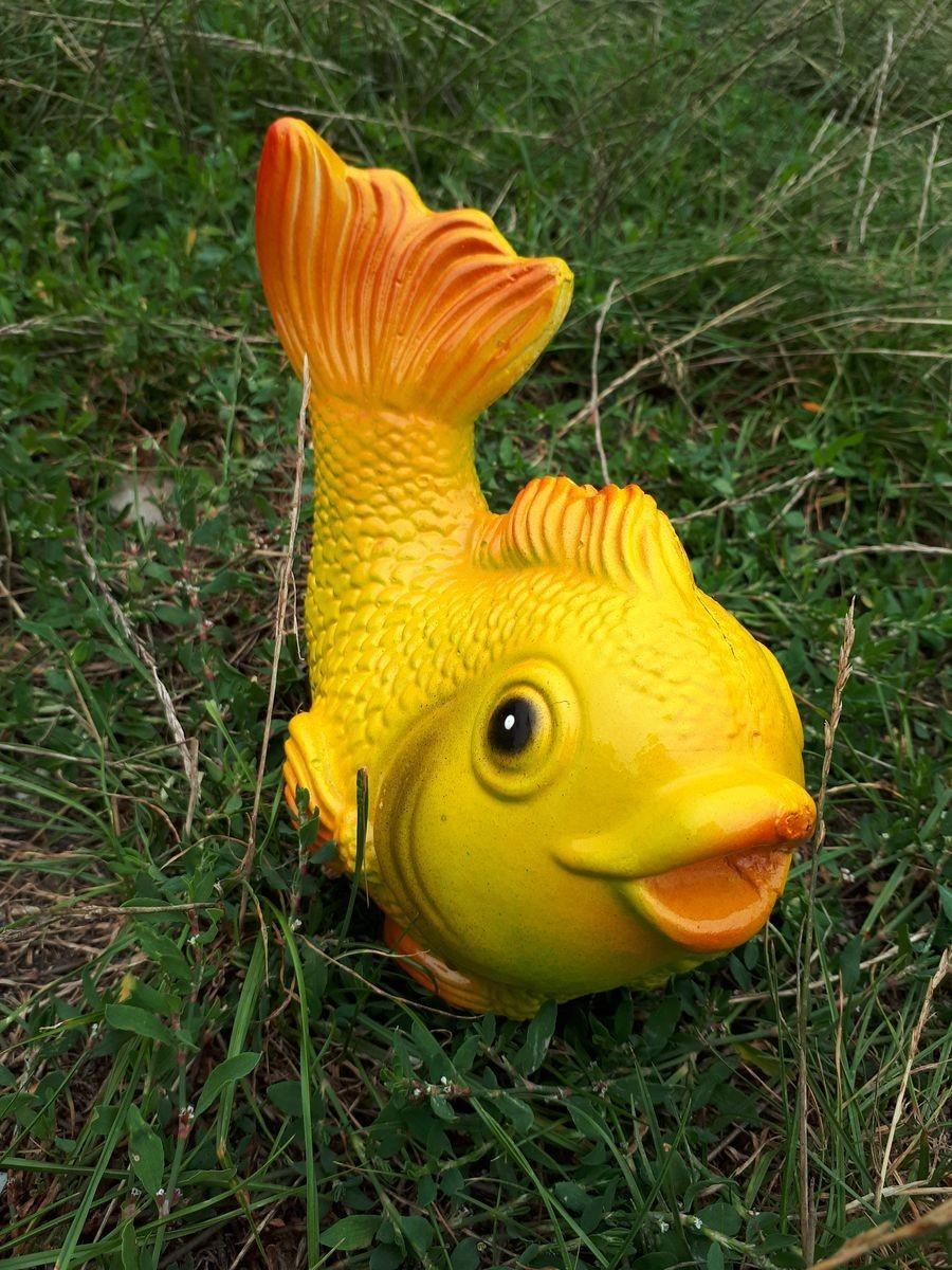 Золотая рыбка - Сказка сада